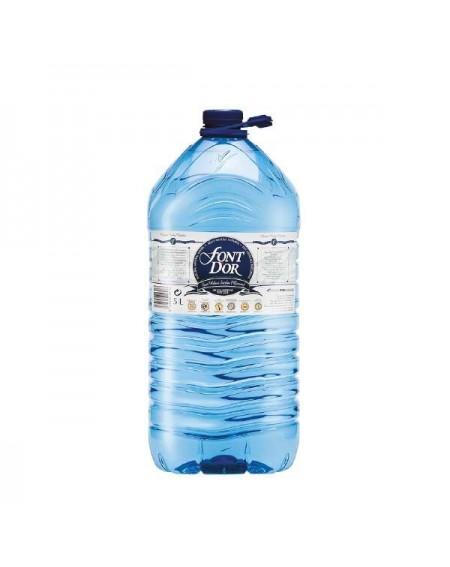 Font Dòr Agua Mineral Natural