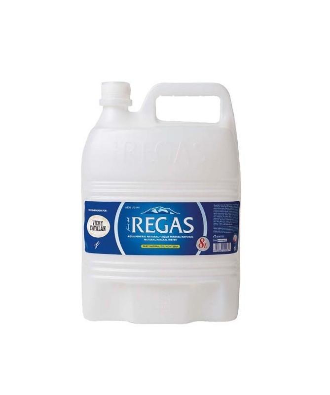 Font del Regas Agua Mineral Natural