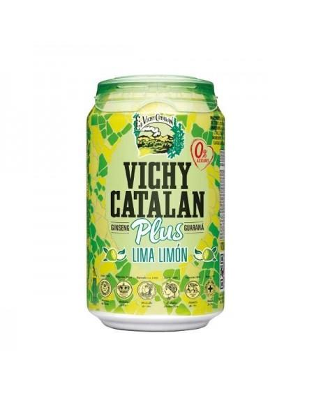 Vichy Catalan Sabores Plus Lima Limón