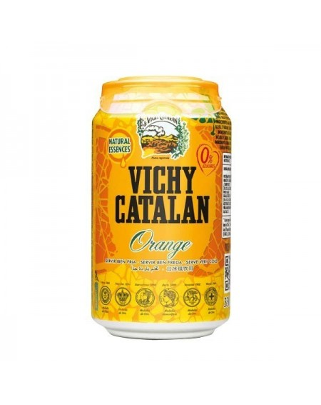 Vichy Catalan Sabores Orange