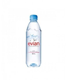 Evian Agua Mineral Natural PET