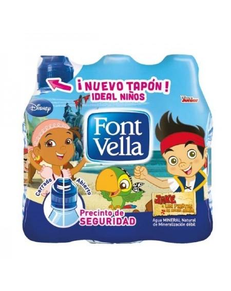 Font Vella Sport