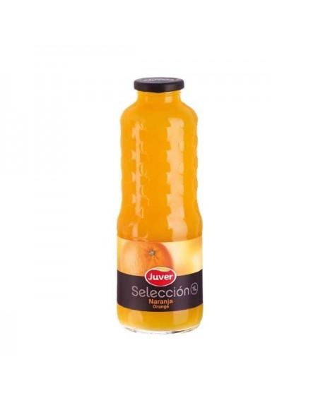 Juver Selección Naranja