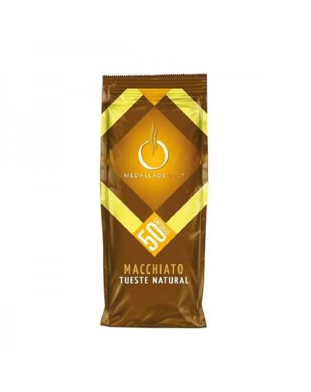 Café Medalla de Oro Macchiato Cápsulas