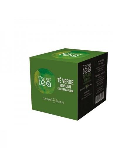 Moment Tea Té Verde Moruno con Hierbabuena