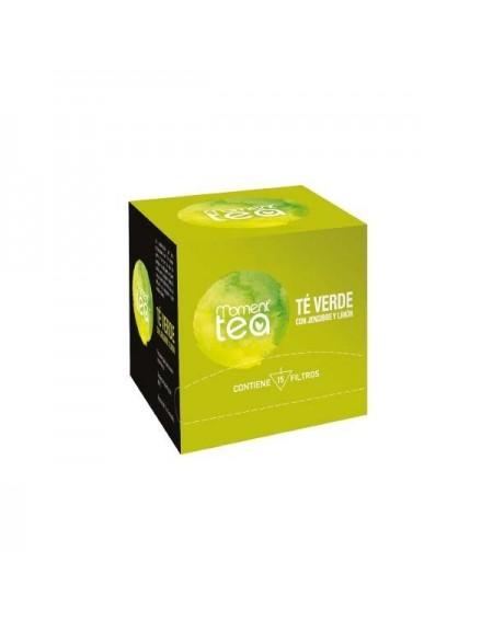 Moment Tea Té Verde con Jengibre y Limón