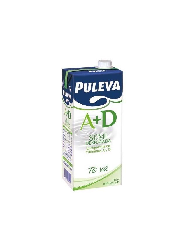 PULEVA A+D Semidesnatada Brik