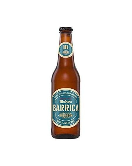 Mahou Barrica Bourbon